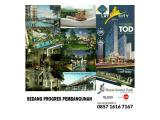 Jual Apartemen LRT City Sentul Royal Sentul Park PT Adhi karya tbk TOD