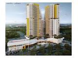 Jual Apartemen Majestic Point Tangerang - Studio 27m2 Unfurnished