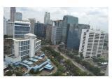 RENT / SELL SUDIRMAN SUITES APARTEMENT SOUTH JAKARTA BENHIL