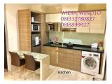Dijual Good Deal Unit Penthouse Apartemen Menteng Park – Fully Furnished & Unit 2 BR Tower Diamond