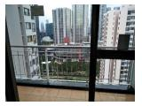View dr balkon mengarah ke jl Hr rasuna said /City view)
