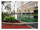Jual Cepat Apartemen Madison Park – 1 Bedroom Semi Furnished Murah