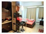 Jual Apartement Royal Mediterania Garden Tanjung Duren, Studio 27m2, Furnished.