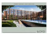 Dijual Harga Perdana Low Rise Apartemen LLOYD - A New Living Concept with 70% Green Space