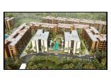 Dijual Apartemen LLOYD SIGNATURE - Hunian Low Rise Pertama di Alam Sutera dengan Konsep 70% Open Green Space Area