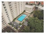 Jual Apartemen Bintaro Park View Jakarta Selatan - 2 BR 36m2 Unfurnished