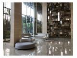 Dijual Apartemen Brand New District 8 SCBD – 2 BR Semi Furnished – Nice View (Senopati)