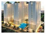 Jual Apartemen Loftvilles City Tangerang - Studio 22 m2 Unfurnished