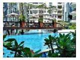 Jual Apartemen Pearl Garden - Gatot Subroto/Semanggi - 1BR/Fully Furnished