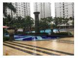 Jual Studio Unfurnished Apartemen Kalibata City Green Palace View Kolam