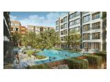 Dijual Apartemen Low Rise LLOYD Pertama Di Alam Sutera - DP 5% atau cicil 36x