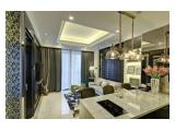 Dijual Apartment District 8 SCBD – Size 70 Sqm Type 1 BR Luxurious (All Stuffs are Brand New) - VISIT OUR SHOW UNIT