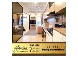 Dijual Apartemen Signature Park Grande - Studio Furnished