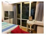 Dijual / Disewakan Apartemen Ambassade Residence Studio  33sqm Fullyfurnished