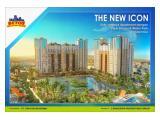Jual Apartemen Lagoon Resort Bekasi - 2 BR 37m2 Unfurnished