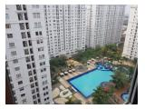 Jual Apartemen Green Palace, Kalibata City - Tower Viola (Hook View Swimming Pool) Full Furnished 2 BR
