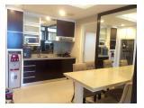 Dijual Apartemen Casa Grande Residence 2+1 Bedrooms Tower Montana Luas 80 SQM Fully Furnished