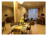 DiJual Apartemen Gandaria Height – 3+1 BR (117 m2), City View, The Best Price Rp.4 M nego