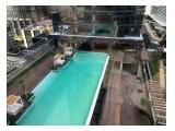 Dijual Apartemen District 8 Senopati – 3 BR 179 m2 with Private Lift & Spacious Balcony – View Swimming Pool & Best Price
