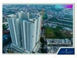 Apartemen Chadstone Cikarang Studio MURAH 17jt/m2 Unfurnished Lantai Tinggi