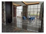 Jual Apartemen Taman Anggrek Residence - Tower Condo, Ekslusif, 1 BR, Semi Furnish, harga murah cocok untuk investasi/huni