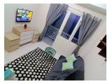 [DF8843] Jual Apartemen Easton Park Tangerang - 2 BR 47,52 m2 Semi-Furnished