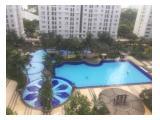 Jual Cepat Type Studio Rafles view Kolam Renang Apartemen Kalibata City