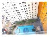 Apartemen dijual green pramuka city 2BR