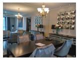 Dijual apartement Casablanca 2 bedrooms full renovasi