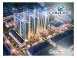 Jual Apartemen Baru Citra Living – Over Kredit – Citra 7, Citra Garden City Jakarta Barat – Studio Semi Furnished