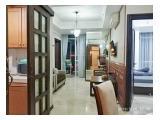 Dijual Apartemen Bellagio Residences - Type 2+1 Bedroom & Fully Furnished
