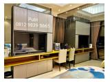 Dijual Apartemen District 8 SCBD Fully Furnished Mewah 2BR+1 View Bagus