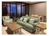 Dijual Apartemen District 8 @SCBD 2 BR (153 sqm) Fully Furnish Interior Bagus