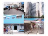 Jual Apartemen Teluk Intan Tower Sapphire, Teluk Gong Jakarta Utara 2 BR, 41m2 Semi Furnished