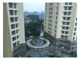 Apartment Mitra Oasis Senen  2+1 Bedroom Low Floor Murah Funished