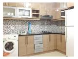 Dijual Apartemen Casa Grande Residence Tower Mirage 1 Bedrooms Luas 51 SQM Fully Furnished