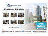Di Jual Apartemen The Wave 2 BR Harga Special, Luas 60m2, View City, Lokasi Strategis di Epicentrum by ASIK PROPERTY