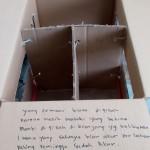 Persiapan Pengiriman Ayam Cemani, Ayam Kalkun ke Semarang dan Lamongan