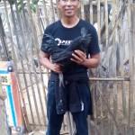 Kunjungan Pak Anuar dari Muar, Johor, Malaysia menjadi Momen Kami Berbagi Pengalaman dalam Berternak Ayam Cemani, Ayam Kalkun, Ayam Mutiara dan Ayam Hias Lainya