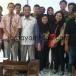 """jualayamhias.com Berbagi Pengalaman dan Informasi Perkembangan Dunia Online dalam Sesi Kuliah Mahasiswa Fakultas Ilmu Sosial dan Ilmu Politik (FISIP) UPN """"Veteran"""" Yogyakarta"""