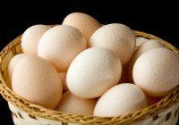 Cara Membersihkan Telur Ayam