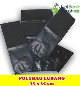 Polybag Lubang 35x35cm