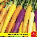 Wortel Mix Color Maica Leaf