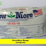 Pupuk GrowMore Bunga 10-55-10 (100 Gram)