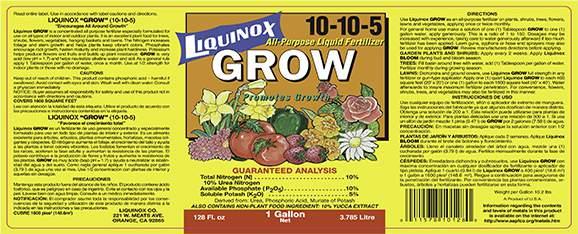 Liquinox Grow