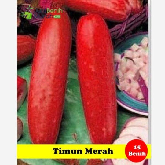 Timun Merah maica Leaf
