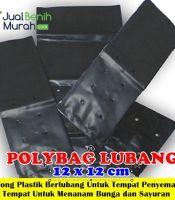 Polybag Lubang 12x12cm
