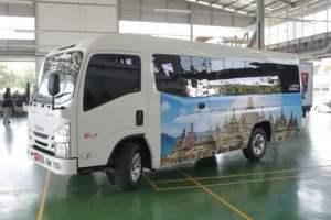 ISUZU ELF Microbus NLR 71 BL