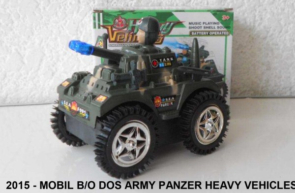 Mobil Army Panzer Heavy Vehicles