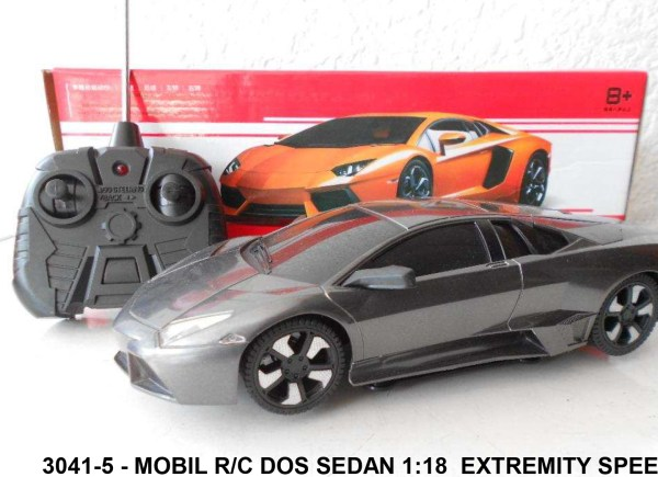 Mobil RC Sedan 1:18 Extremity Speed